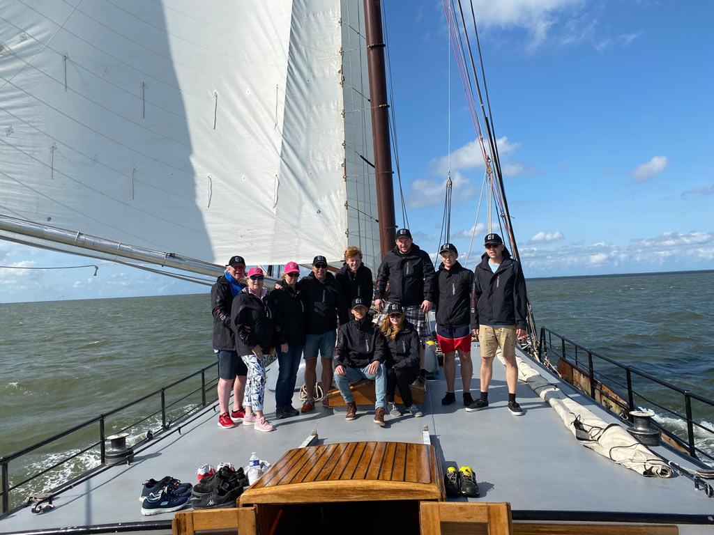 Teamevent 2021 segeln